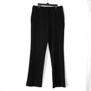 Counter parts black business women pants